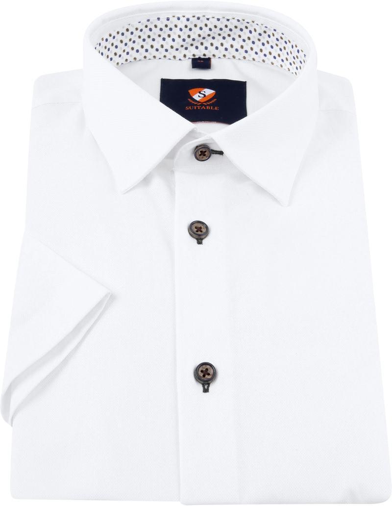 Suitable Overhemd Wit foto 2