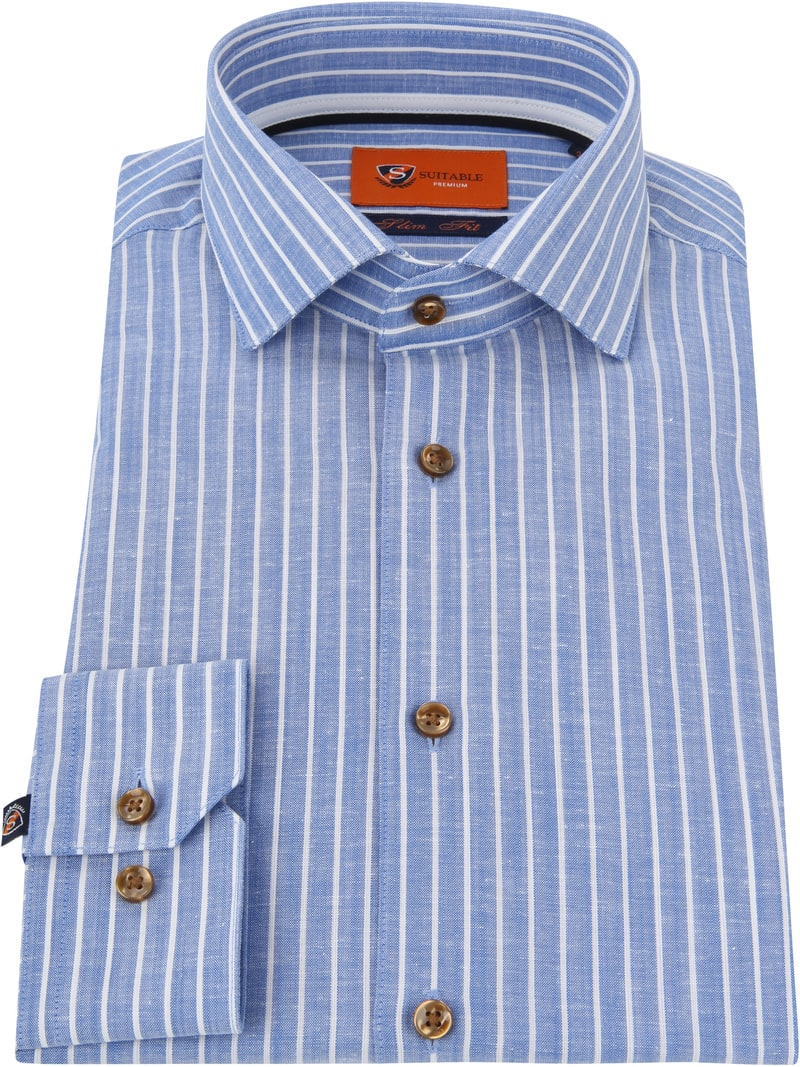 Suitable Overhemd WS Royal Stripe foto 3