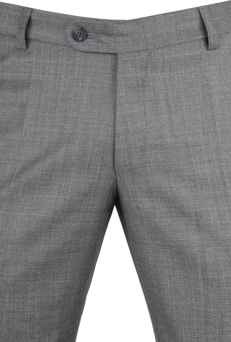 Suitable Pantalon Evans Antraciet foto 2