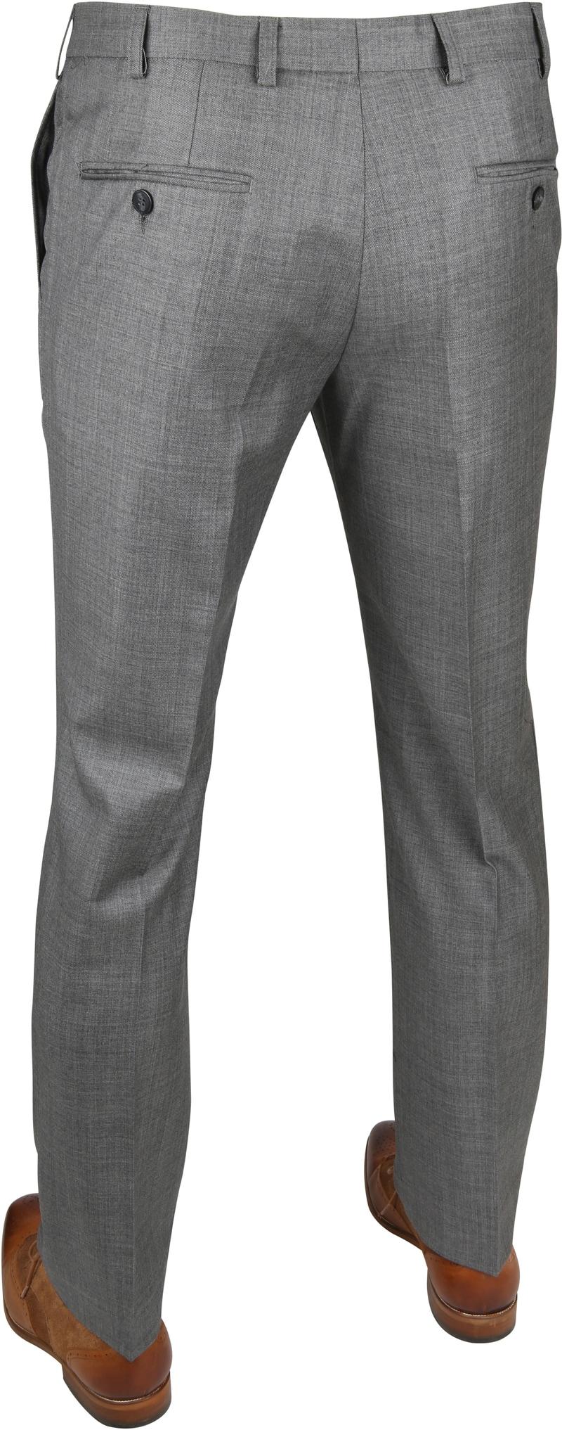 Suitable Pantalon Evans Antraciet foto 3