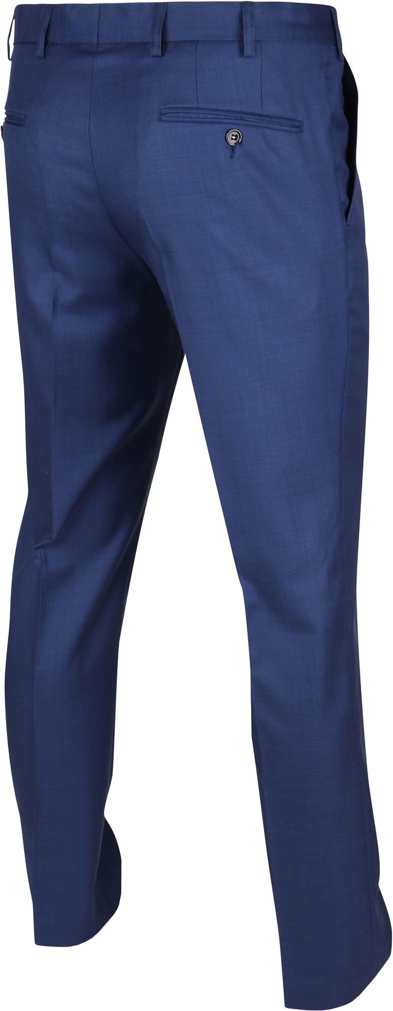 Suitable Pantalon Evans Blauw foto 3