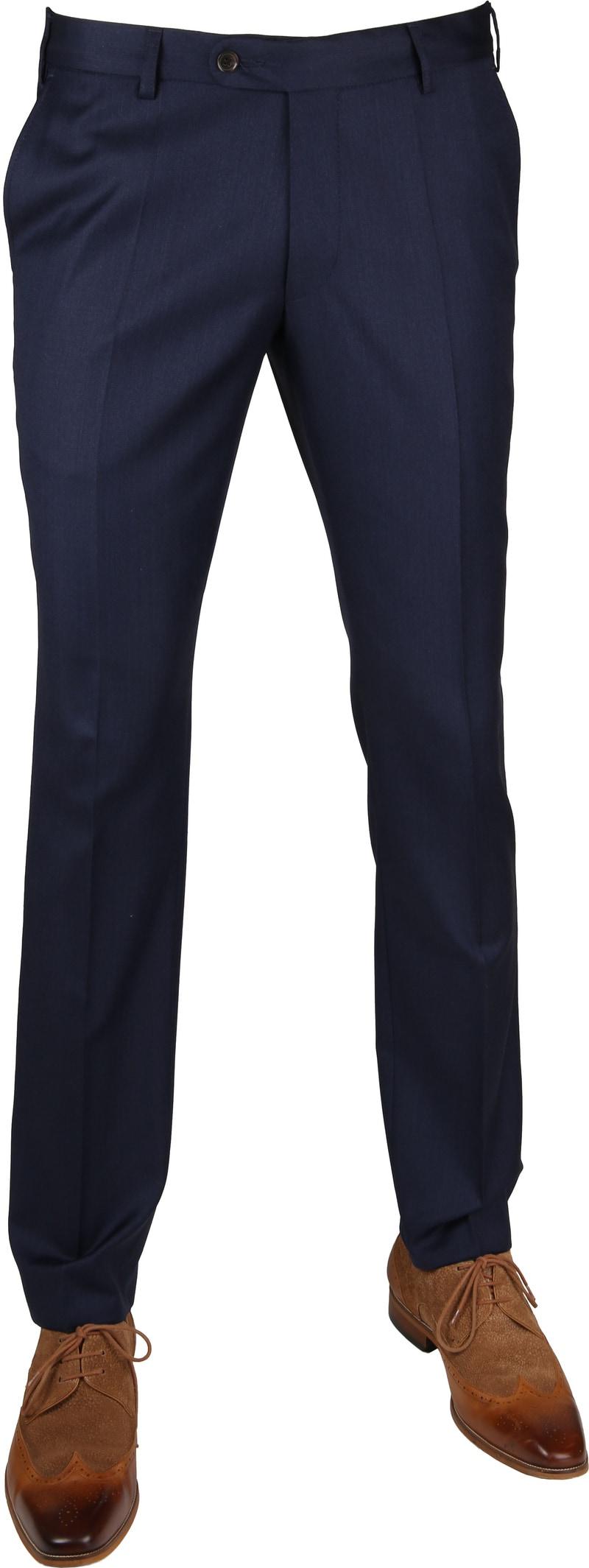 Suitable Pantalon Evans Navy photo 0