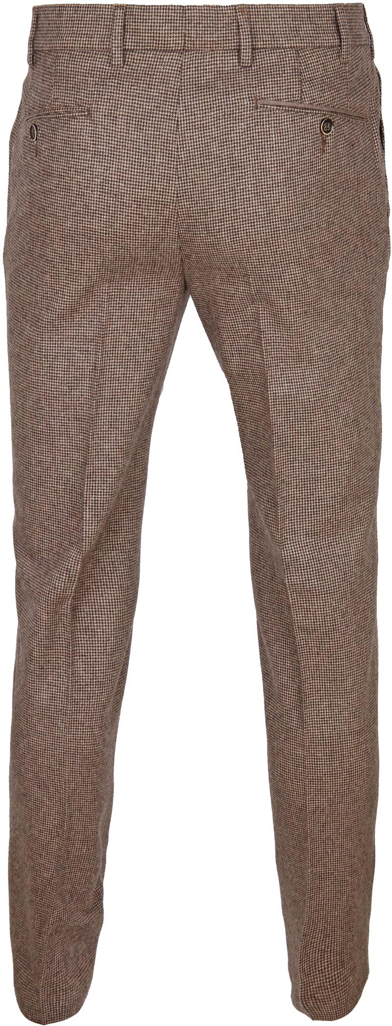 Suitable Pantalon Milano Bruin