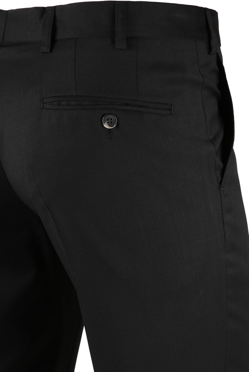 Suitable Pantalon Piga Schwarz Foto 2