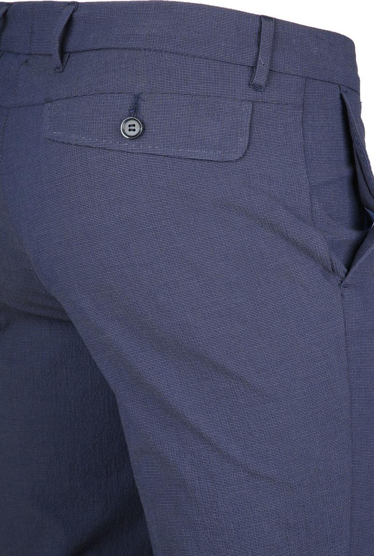 Suitable Pantalon Pisa Dessin Blue photo 1