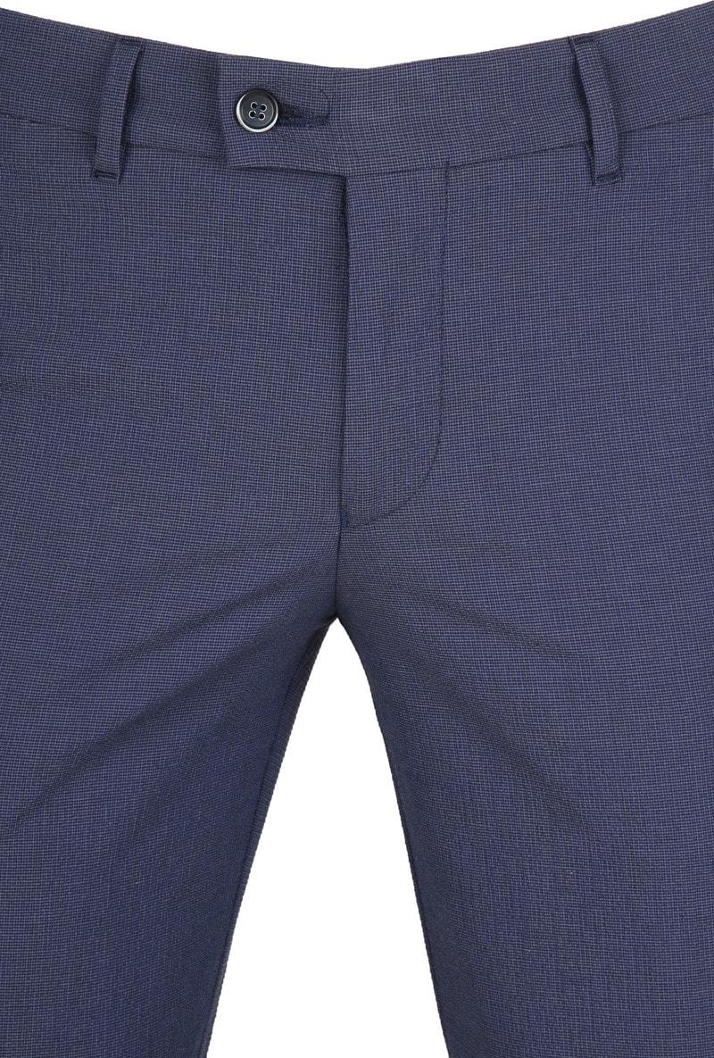 Suitable Pantalon Pisa Dessin Blue photo 2