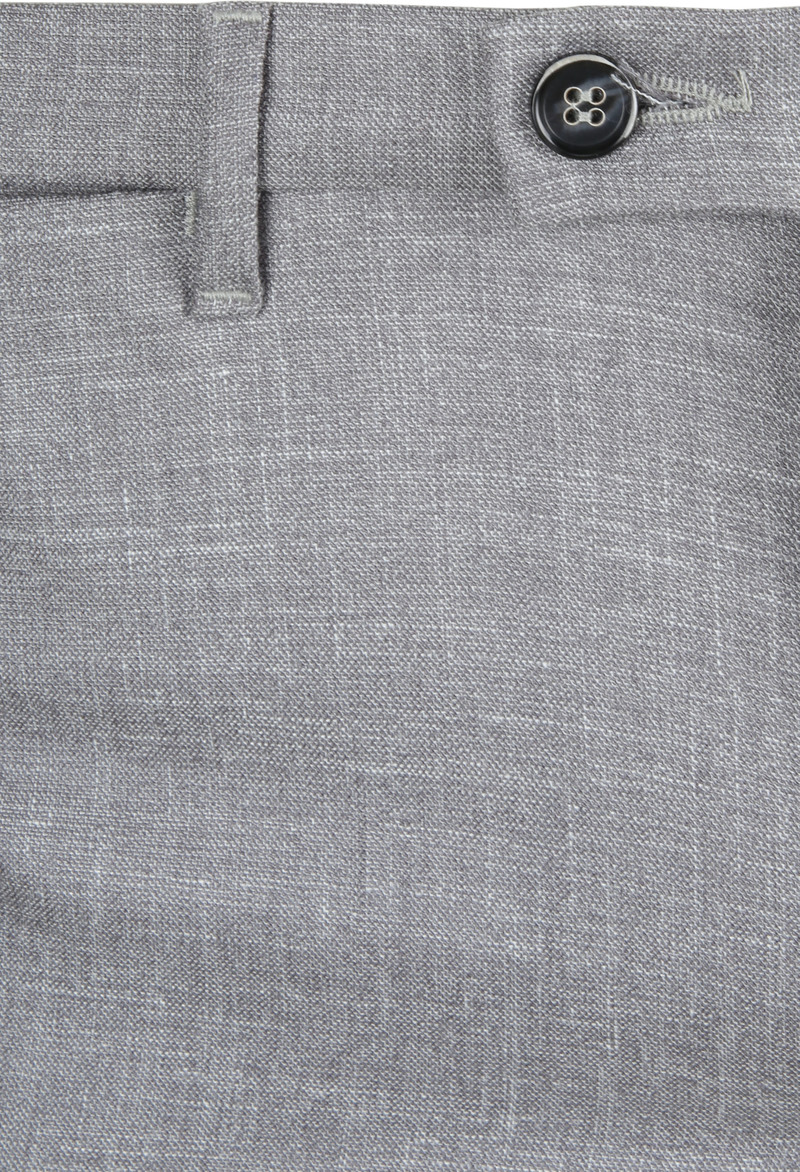 Suitable Pantalon Pisa Melange Grey photo 2