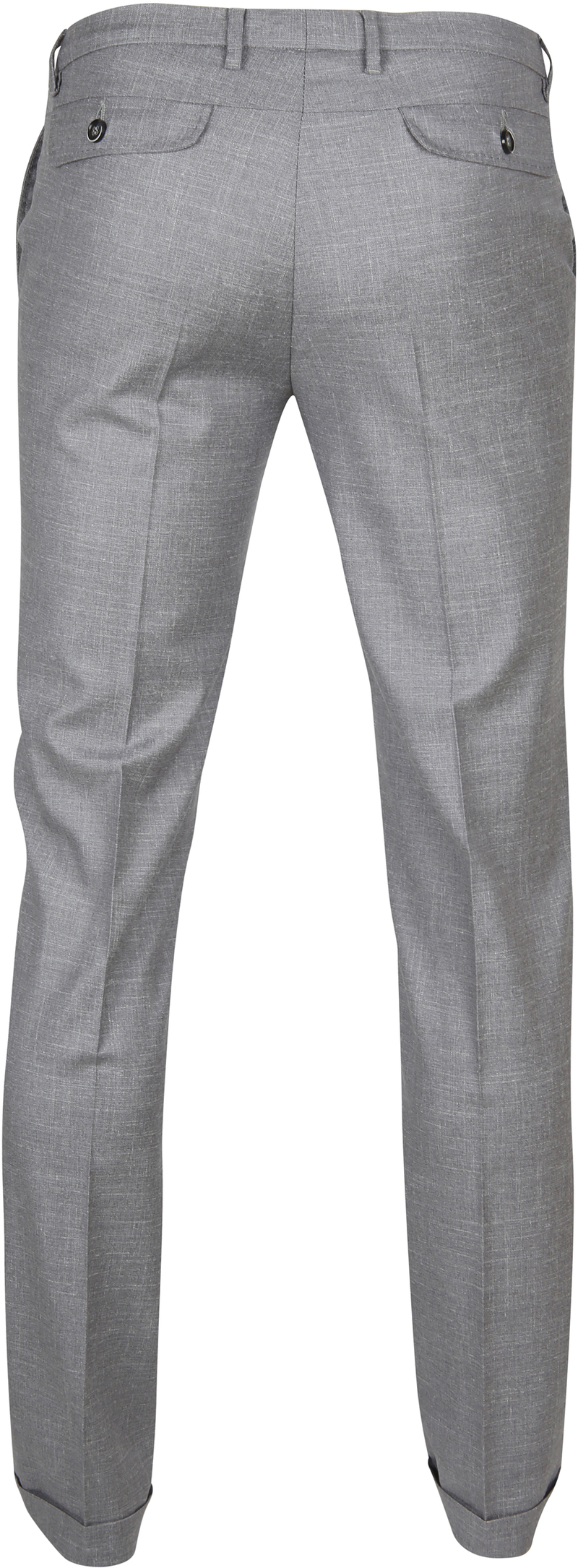 Suitable Pantalon Pisa Melange Grey photo 5
