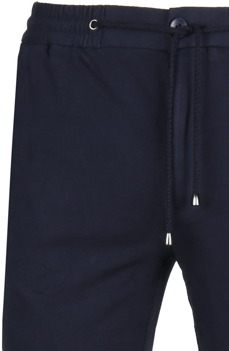 Suitable Pants Enrico Navy  photo 2