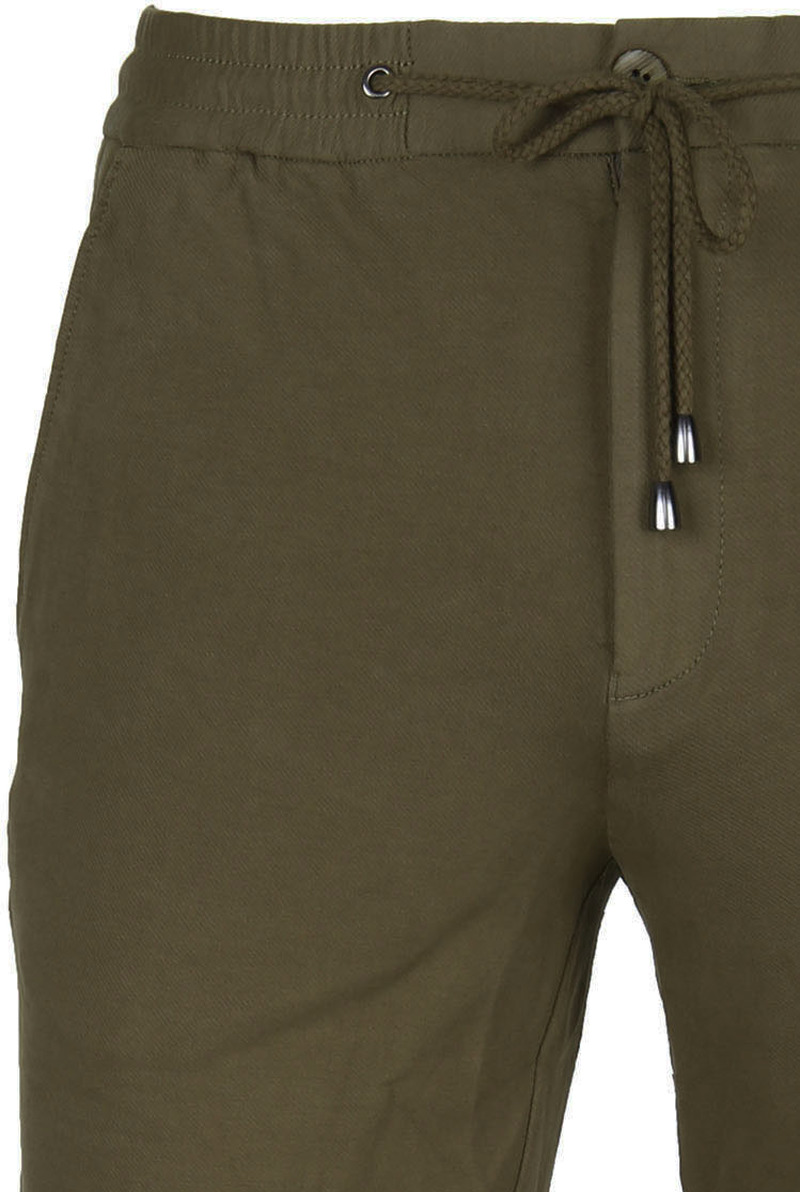 Suitable Pants Enrico Olive photo 1