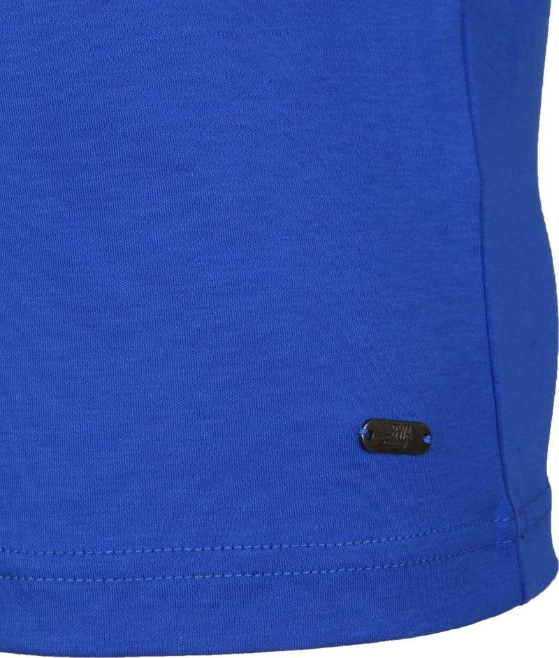 Suitable Polo Liquid Jersey Blauw foto 2