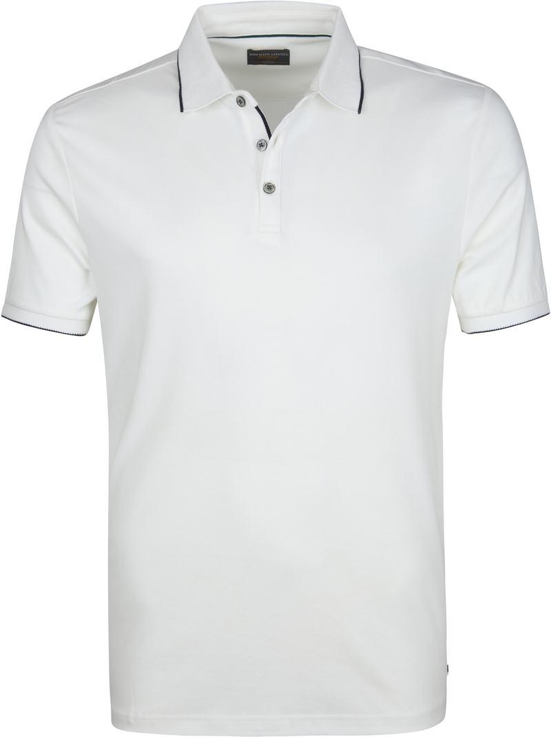 Suitable Polo Liquid Jersey Wit foto 0