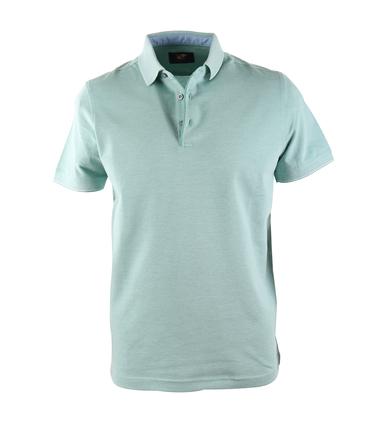 Suitable Polo Oxford Groen  online bestellen | Suitable
