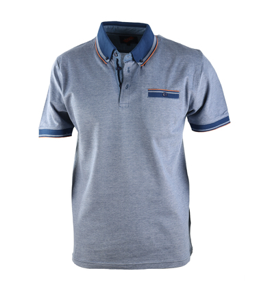 Suitable Polo Oxford Navy  online bestellen | Suitable