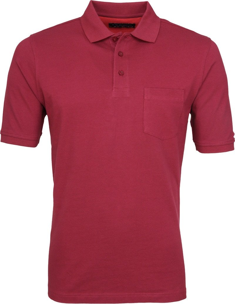 Suitable Poloshirt Boston Bordeaux photo 0