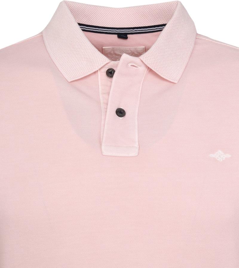 Suitable Poloshirt Boston Roze foto 1