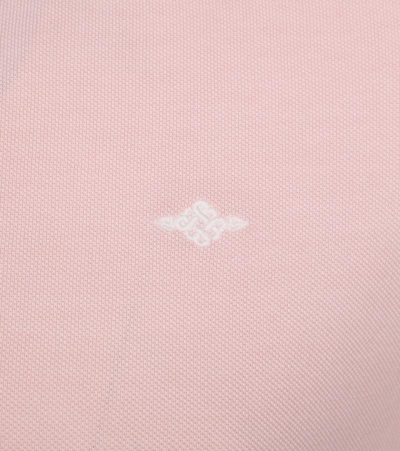 Suitable Poloshirt Boston Roze foto 2