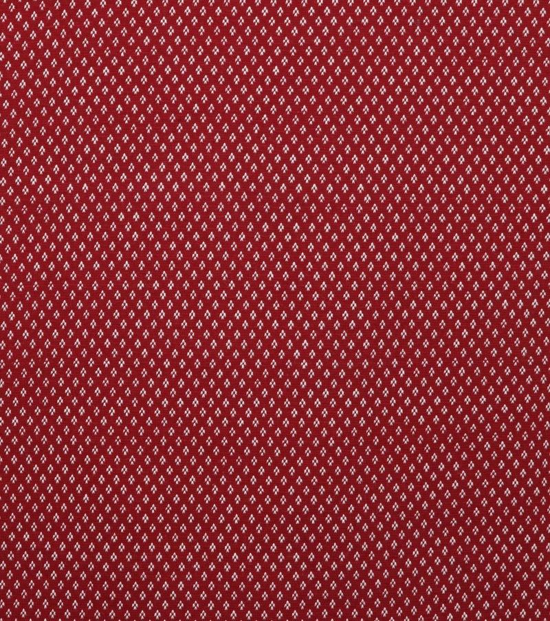 Suitable Poloshirt Jacque Bordeaux - Bordeaux maat L