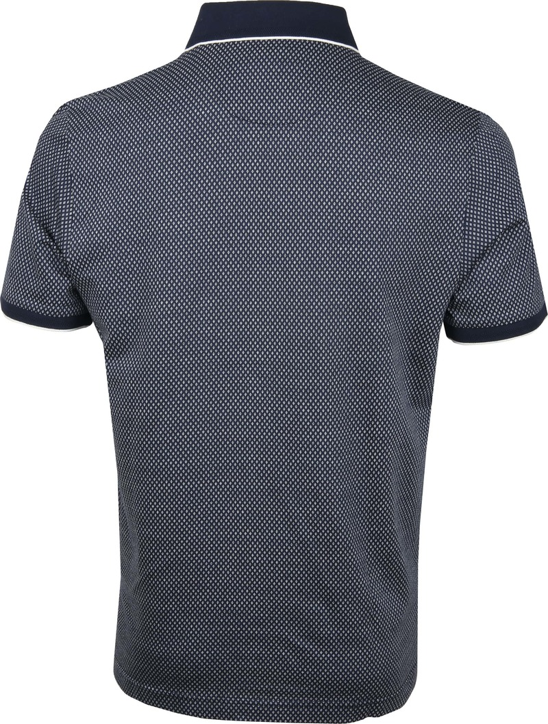 Suitable Poloshirt Jacque Navy - Donkerblauw maat M