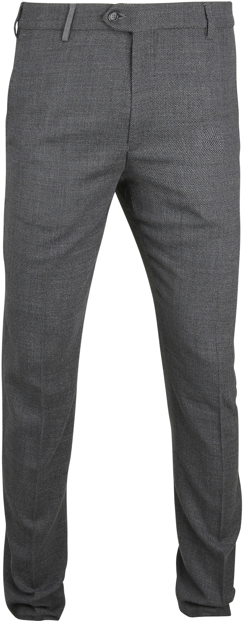 Suitable Premium Pantalon Milano Antraciet foto 0