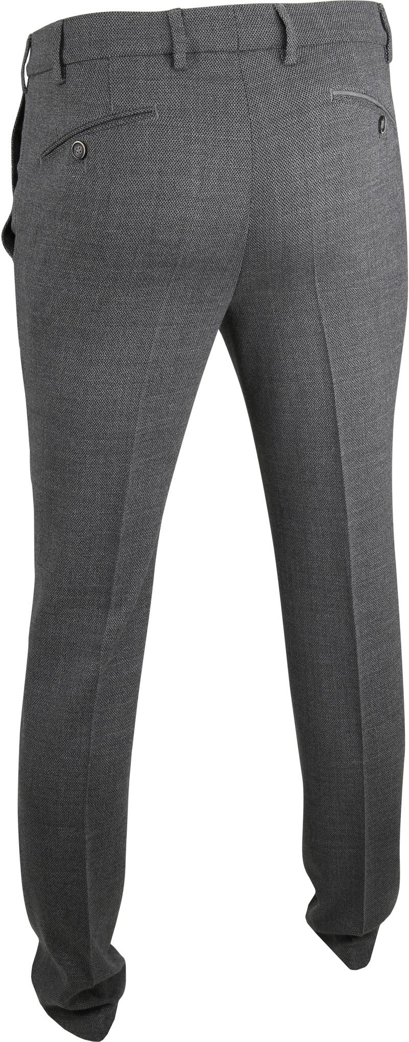 Suitable Premium Pantalon Milano Antraciet foto 3