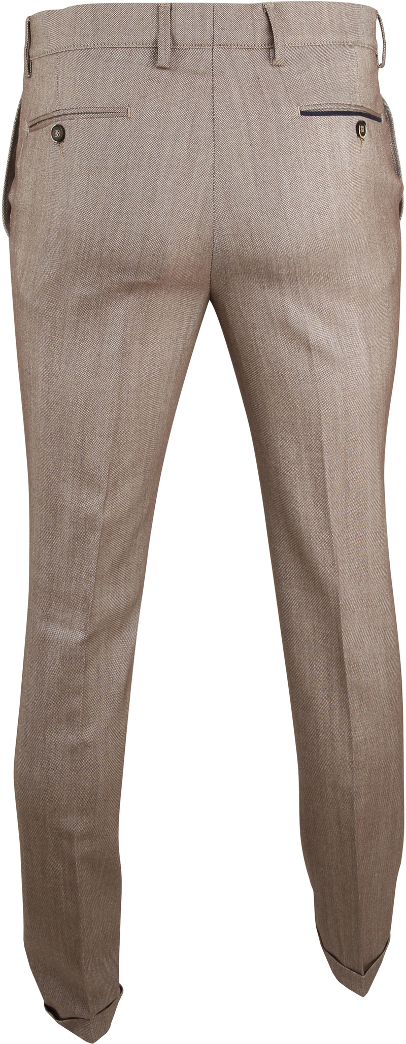 Suitable Premium Pantalon Rimini Bruin foto 3