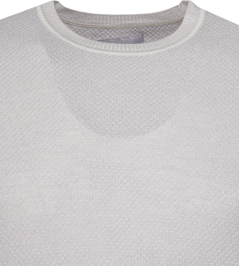 Suitable Prestige Merino Pullover Grijs foto 1
