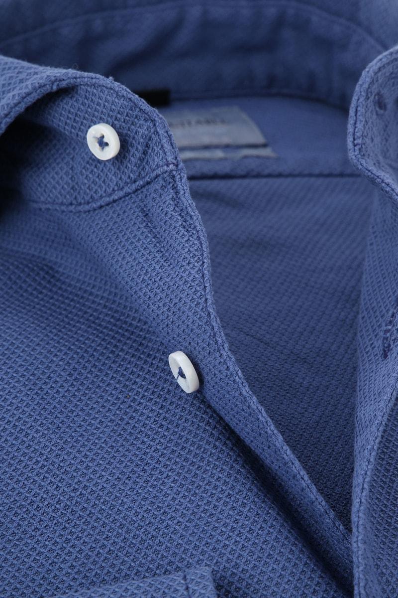 Suitable Prestige Overhemd Blauw foto 1