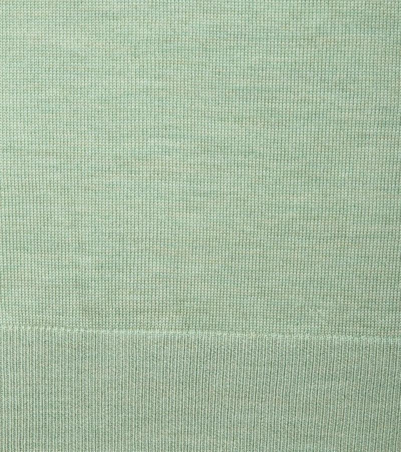 Suitable Prestige Pullover Groen Merino