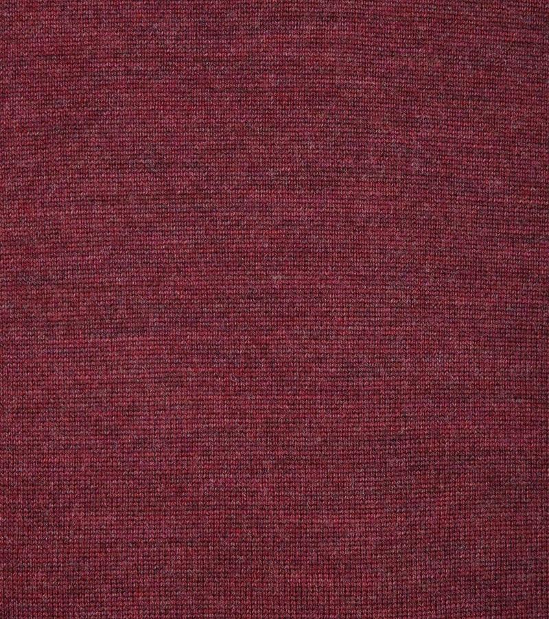 Suitable Prestige Pullover V-hals Bordeaux foto 2