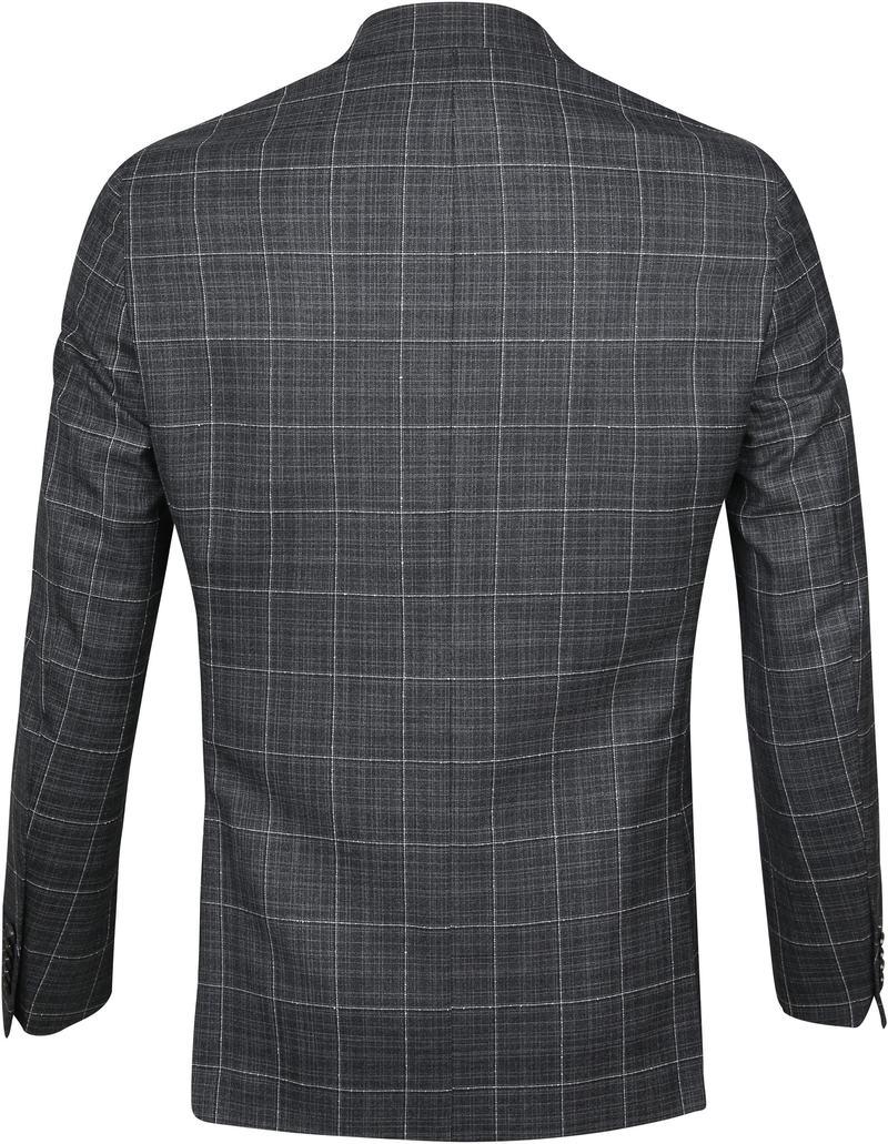 Suitable Prestige Suit Checks Grey photo 4