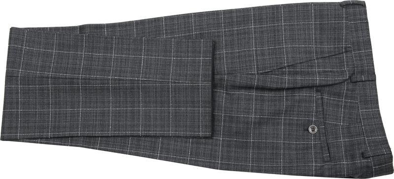 Suitable Prestige Suit Checks Grey photo 6