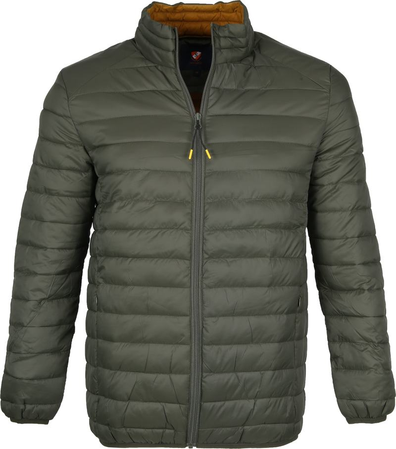 Suitable Puff Jaff Jacket Olive Green photo 0