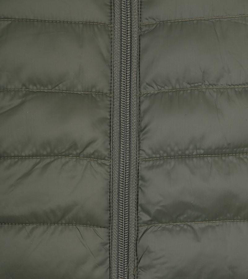 Suitable Puff Jaff Jacket Olive Green photo 3