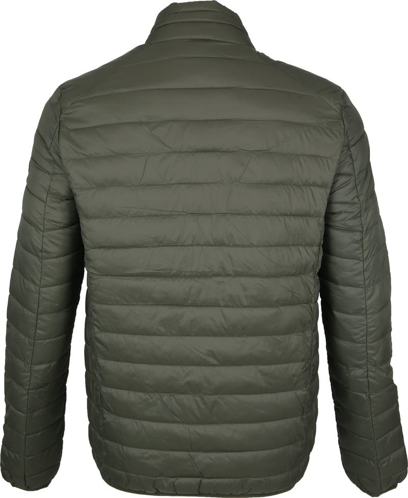 Suitable Puff Jaff Jacket Olive Green photo 4
