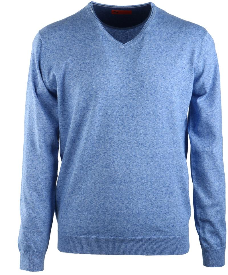 Suitable Pull V-Hals Blauw  online bestellen | Suitable