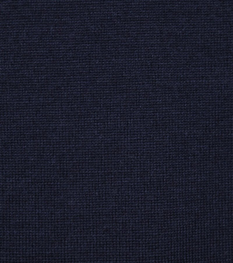 Suitable Pullover Aron Merino Navy photo 2