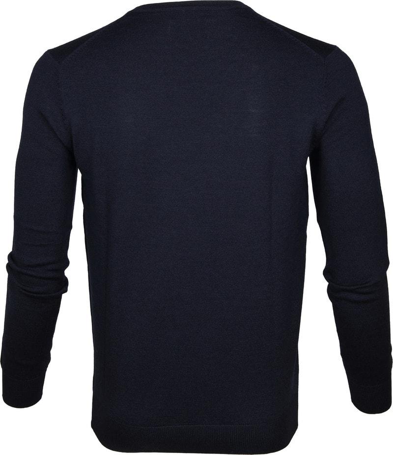 Suitable Pullover Aron Merino Navy photo 3