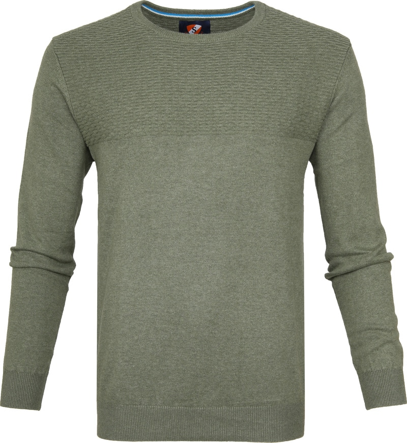 Suitable Pullover Brick Army photo 0