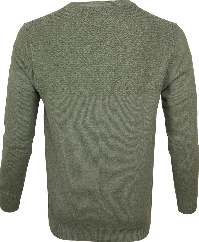 Suitable Pullover Brick Army photo 2
