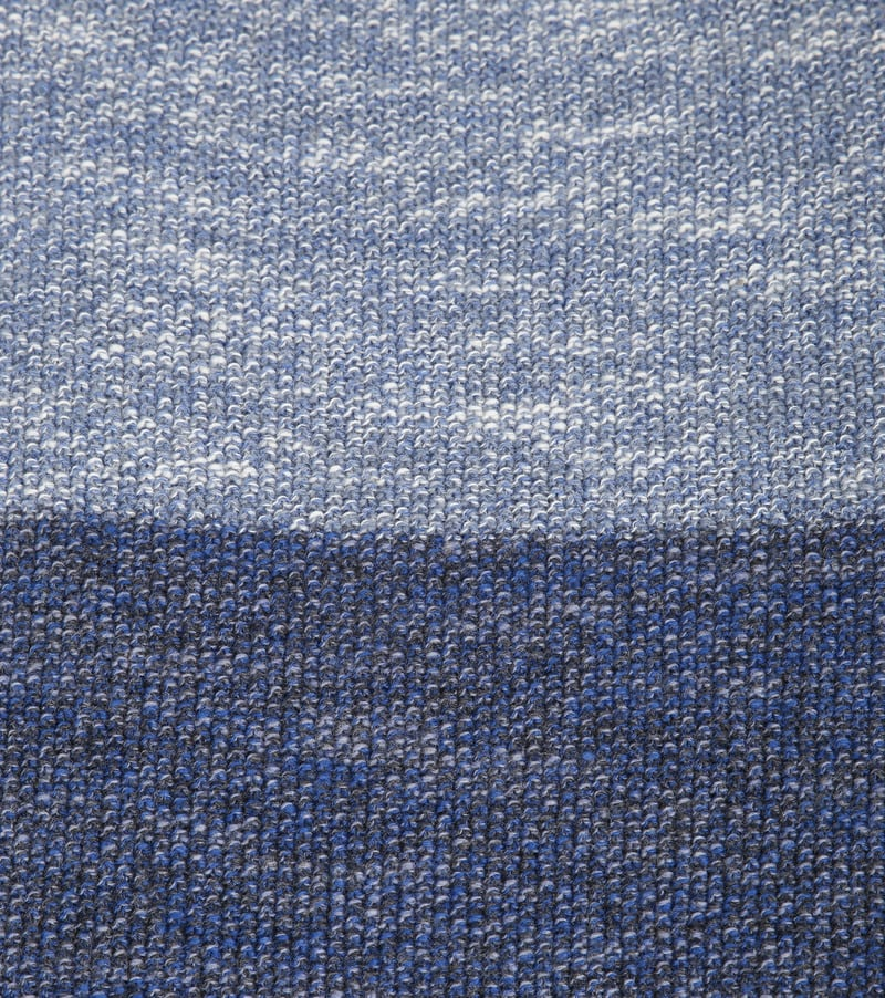 Suitable Pullover Colour Blocks Blau Foto 1