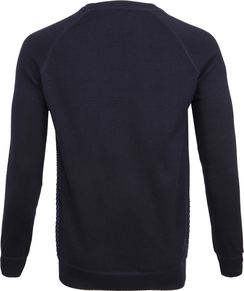 Suitable Pullover Harry Navy Blue photo 3