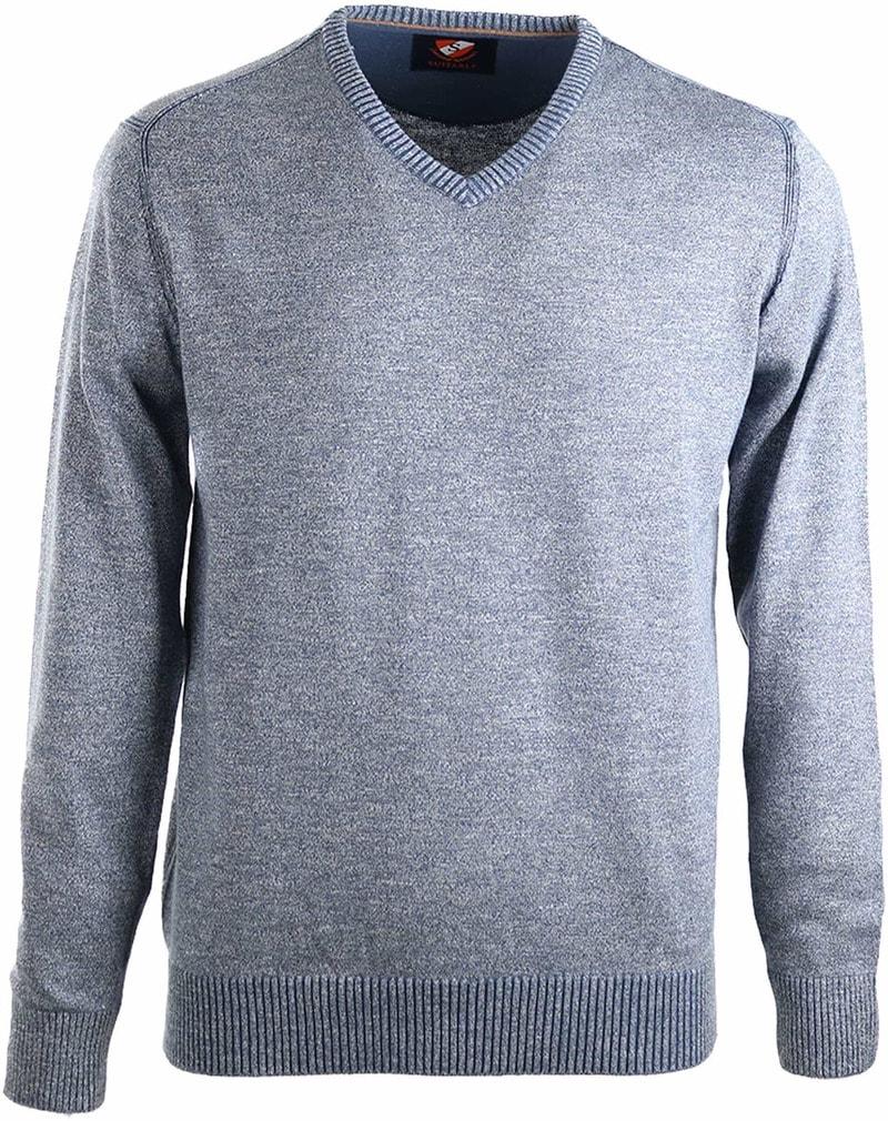 Suitable Pullover Katoen Blauw  online bestellen   Suitable