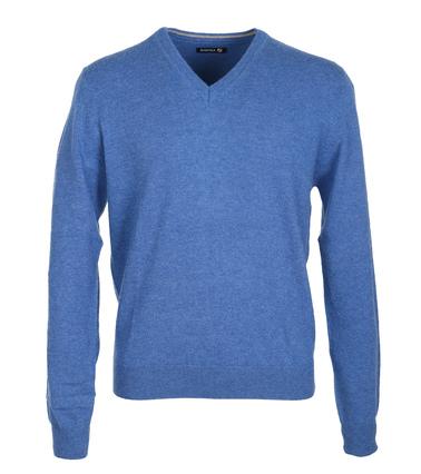 Suitable Pullover Lamswol Blauw  online bestellen | Suitable