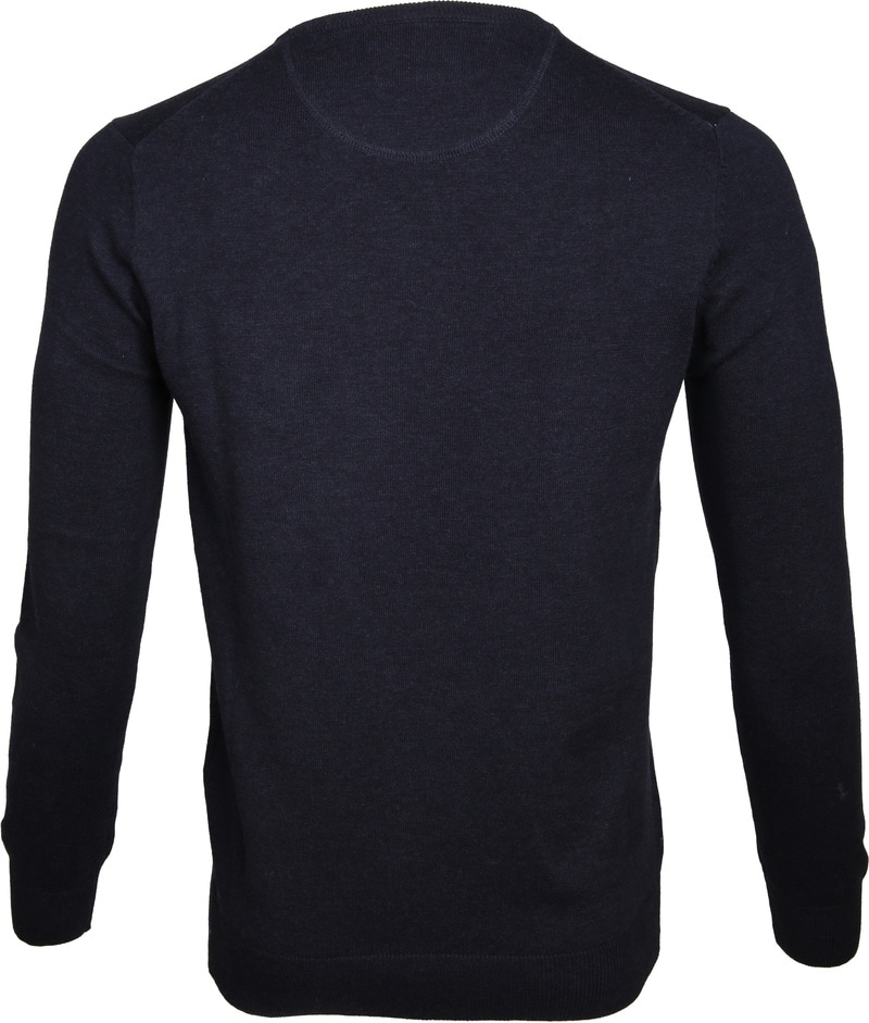 Suitable Pullover Vince Navy photo 3