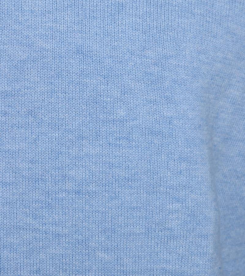 Detail Suitable Pullover Vini Lichtblauw