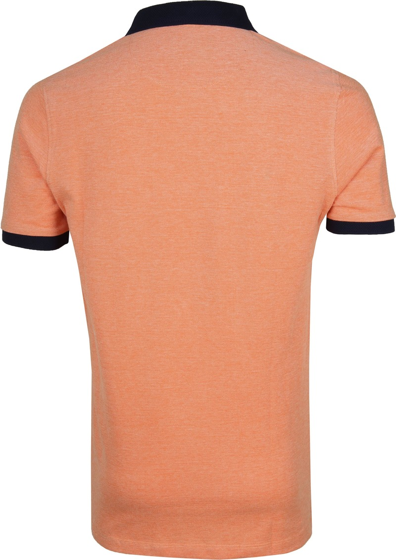 Suitable Respect Claas Poloshirt Orange photo 3