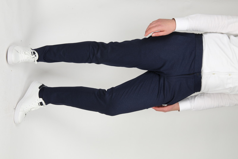 Suitable Respect Jog Pantalon Dessin Navy