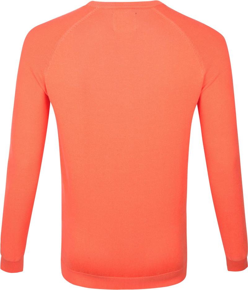 Suitable Scott Pullover Oranje - Oranje maat M
