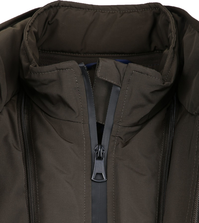 Suitable Seb Jacket Dark Green photo 2